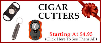 Cigar Cutters - Starting @ $4.95!
