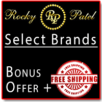 Rocky Patel Bonus Offer