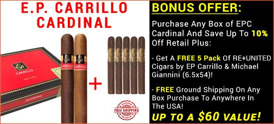 EPC Cardinal Cigars