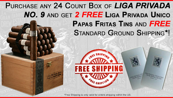 Liga Privada No. 9 Bonus Offer
