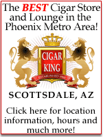 Visit Cigar King Scottsdale - The best cigar store and lounge in Scottsdale and Phoenix