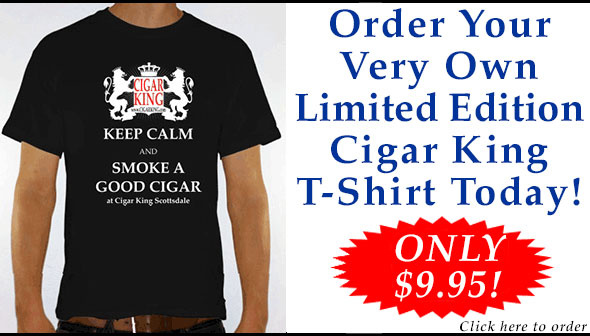 Cigar King T-Shirt